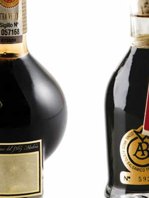 Aceto Balsamico: One Name For Two Different Vinegars